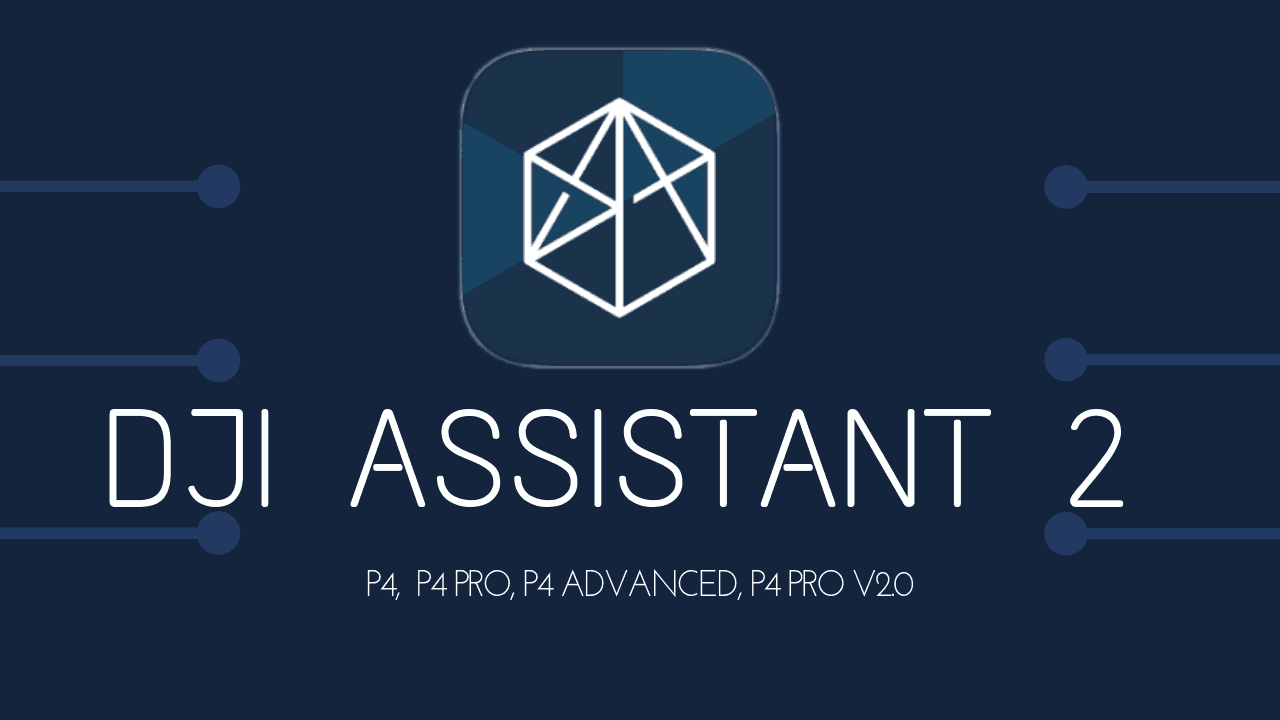 DJI Assistant 2 For PC