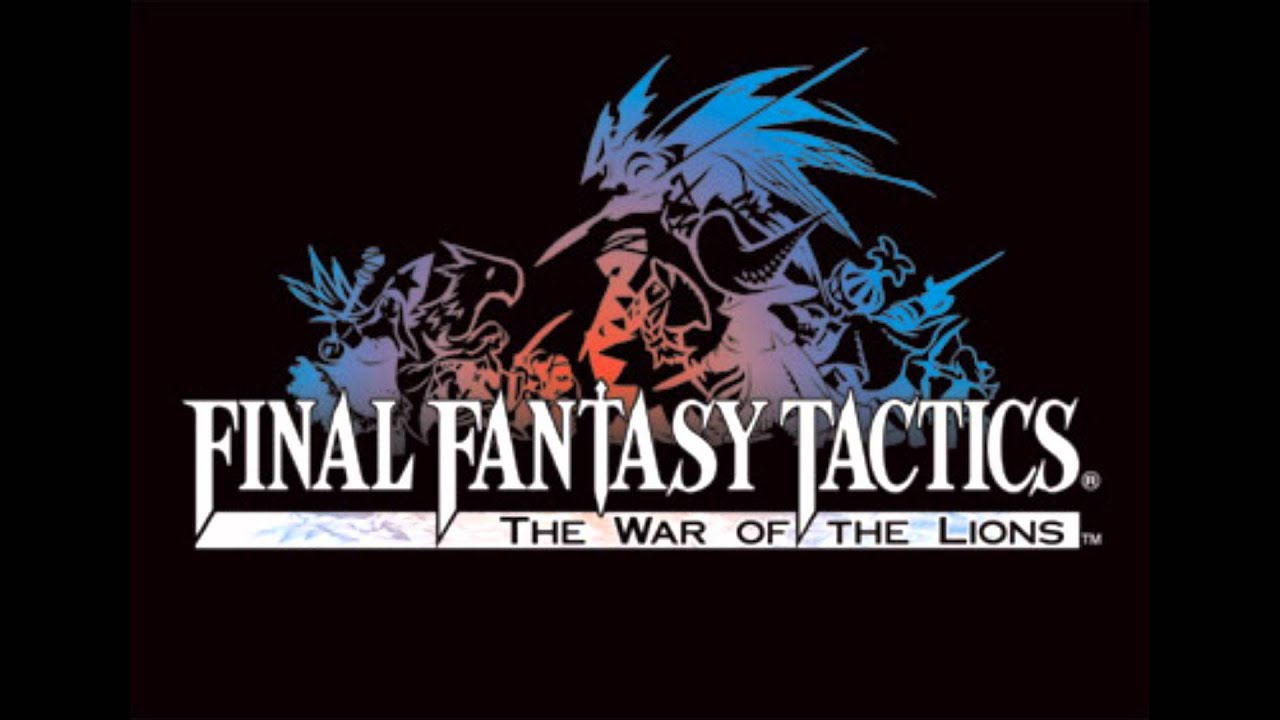 Final Fantasy Tactics For PC