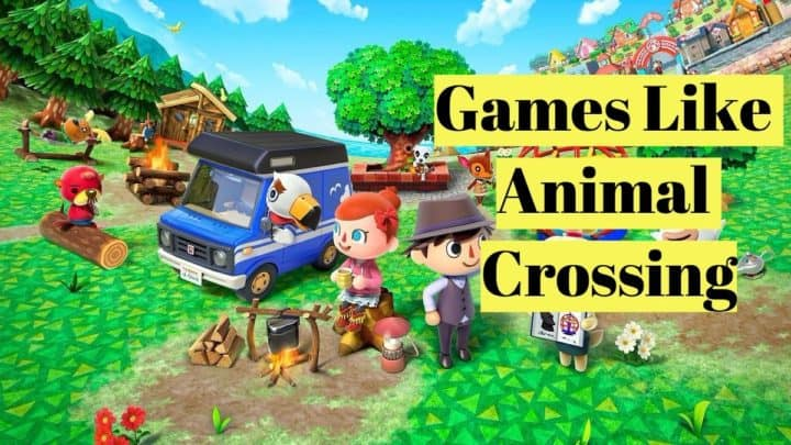 Games Like Animal Crossing For PC