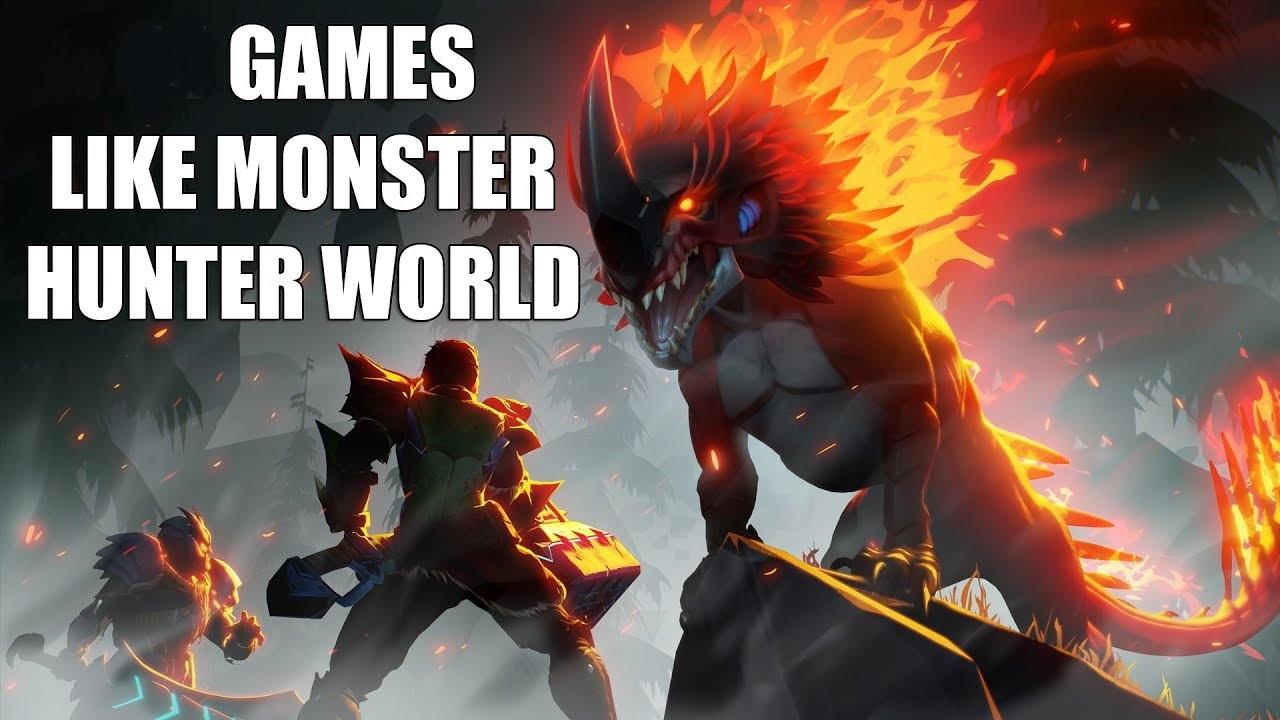 Monster Hunter Like Games For PC