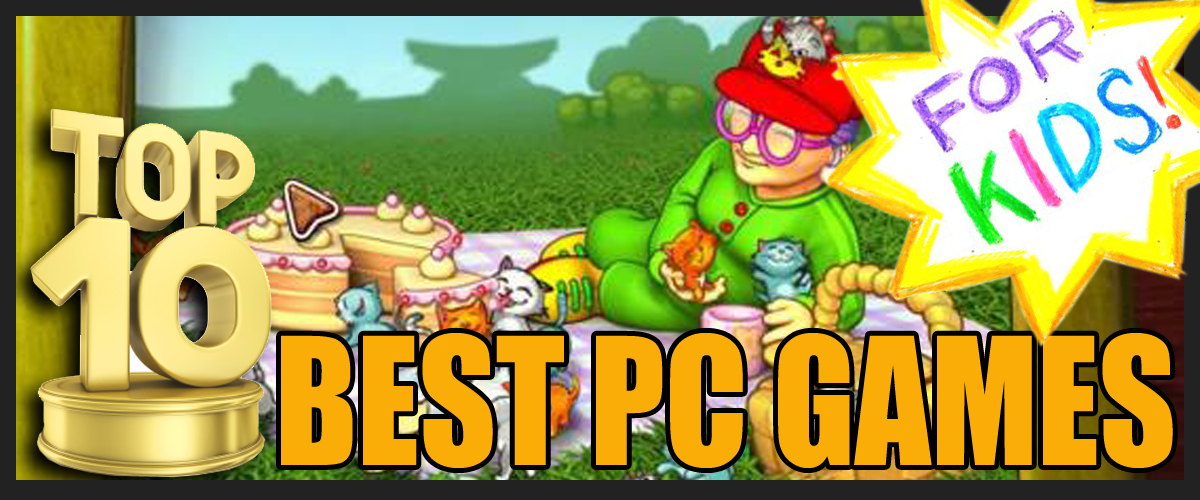 PC Games For Kids