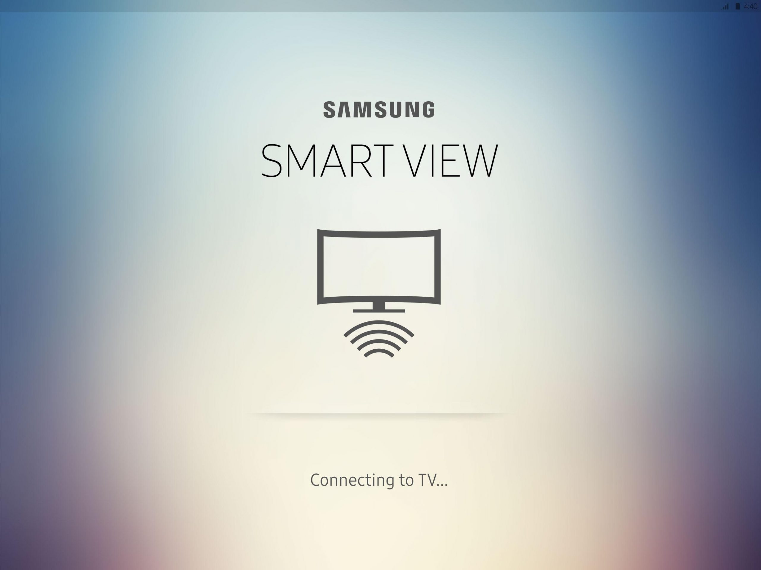 Smart View Laptop