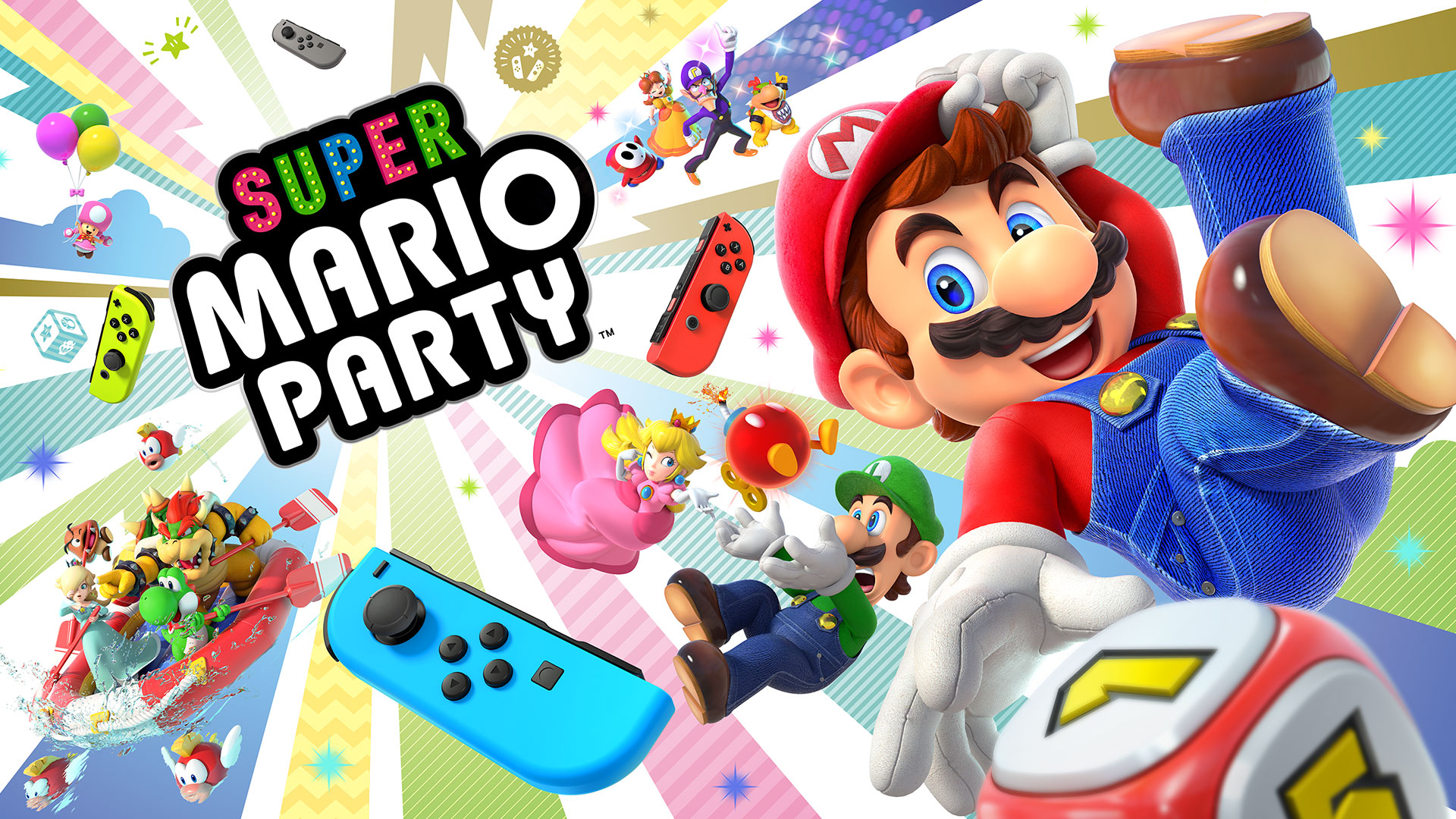 Super Mario Party For PC
