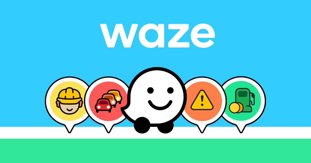 Waze 4.64.1.0 For PC
