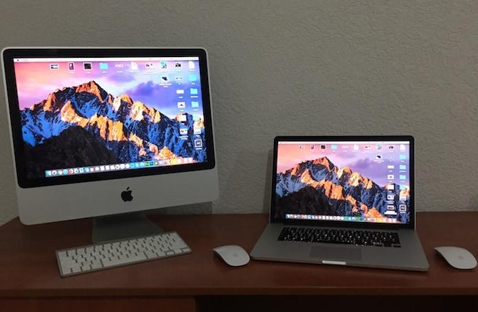 iMac As Monitor