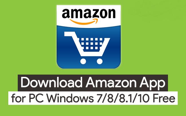 Amazon App For PC
