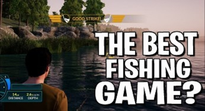 Best Fishing Games For PC