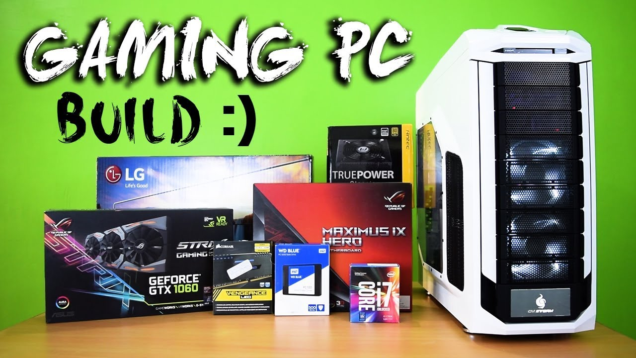 Best PC Build For Video And Photo Editing And Gaming
