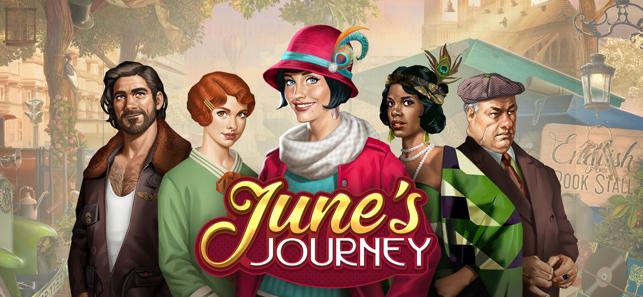 June's Journey Hidden Object For PC