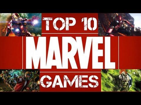 Marvel Games For PC