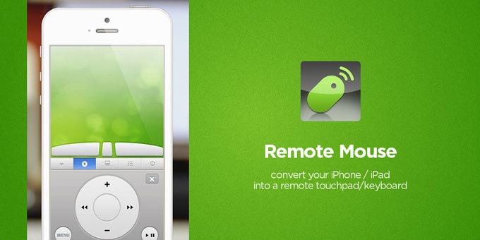 Remote Mouse For PC