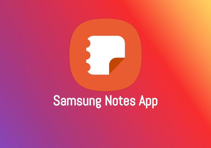 Samsung Notes For PC