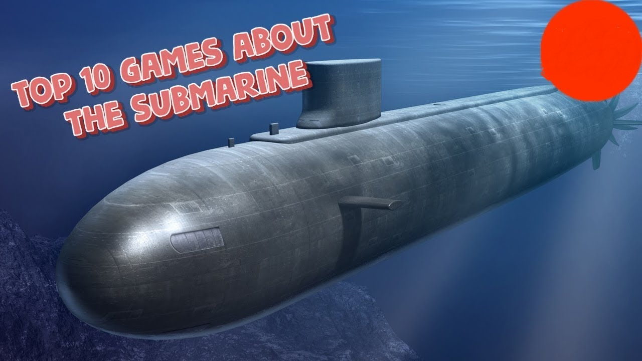 Submarine Games For PC