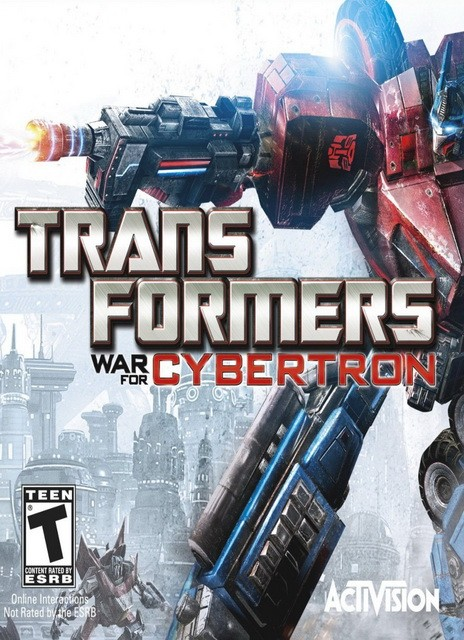 Transformers War For Cybertron PC
